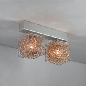 Knikerboker Knikerboker Kubini dizajnové stropné LED svietidlo