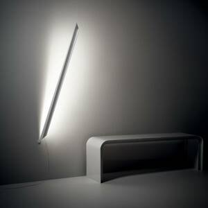 Knikerboker Knikerboker Schegge nástenné LED svietidlo, biele