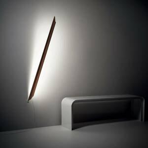 Knikerboker Knikerboker Schegge nástenné LED svietidlo tehlové