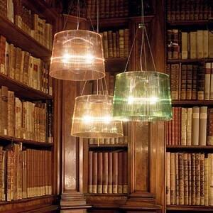 Kartell Kartell Gé závesné LED svietidlo, žltá