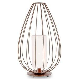 Karman Karman Cell klietková stojaca lampa bronz Ø55cm