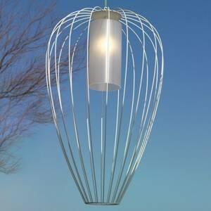 Karman Karman Cell klietková závesná lampa Ø 55cm, biela