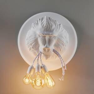 Karman Karman Ugo Lino nástenné svietidlo, biele