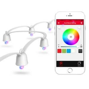 MiPow MiPow Playbulb String LED reťaz, základňa biela