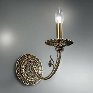 KOLARZ KOLARZ Pisani starožitne pôsobiace nástenné svetlo