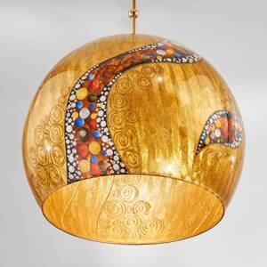 KOLARZ KOLARZ Leona Kiss – závesná lampa, 40cm 1-pl.