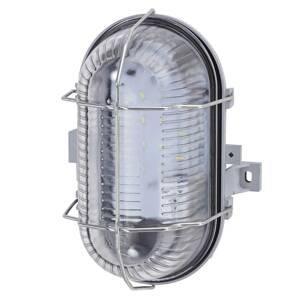 Ledino Nástenné LED odolné voči nárazom Pesch 8 IP44