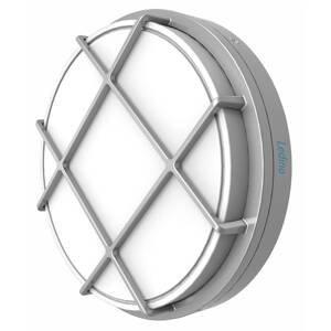 Ledino Vonkajšie nástenné LED Eller s IK10, okrúhle