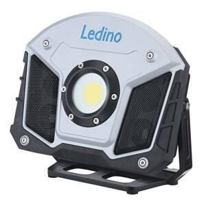Ledino Nabíjacie LED svetlo Horn s funkciou Bluetooth