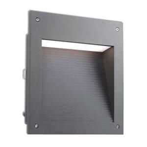 LEDS-C4 LEDS-C4 Micenas zapustené svetlo 25x26,5antracit