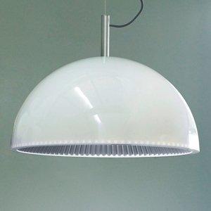 GROK Grok Umbrella závesná lampa, biela, Ø 60cm