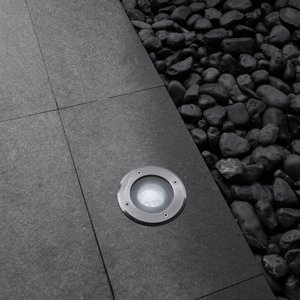 LEDS-C4 Zapustené podlahové svietidlo Gea GU10