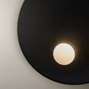 LEDS-C4 LEDS-C4 Trip nástenné svietidlo 3-pl., čierna