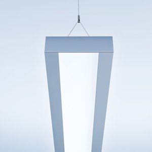 Lightnet Moderné závesné LED svetlo Vision-P2 235 cm 118W