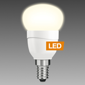 Ledon Kvapková LED žiarovka E14 5W 2700K stmievateľná