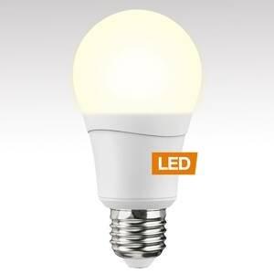 Ledon Žiarovka LED E27 8,5W teplá biela double-click