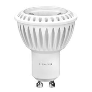 Ledon LED reflektor GU10 MR16 6W 927 35° stmievateľný
