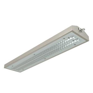 GLamOX Oceľové prisadené svetlo i35 LED – stmievač