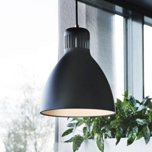 GLamOX Závesné LED svietidlo L-1, 3000K, čierne