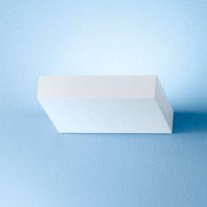 Linea Light Nástenné LED svietidlo Regolo dĺžka 16,3cm, biele