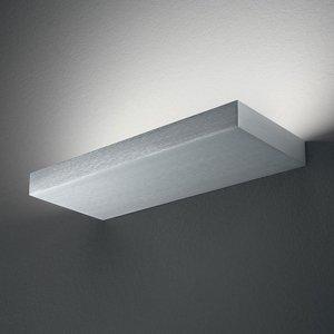 Linea Light Nástenné LED svietidlo Regolo dĺžka 32,3cm hliník