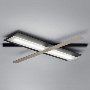 Linea Light Flexibilne nastaviteľné stropné LED Eclips_S