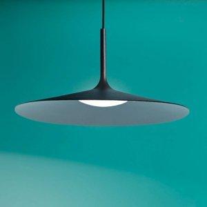 Linea Light Závesné LED svietidlo Poe Plus, čierne