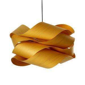LZF LamPS LZF Link závesná lampa Ø 46cm, žltá