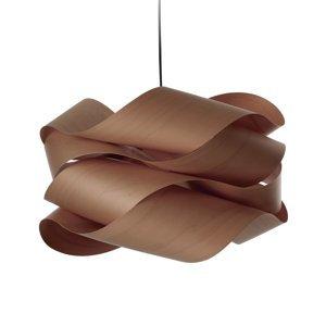 LZF LamPS LZF Link závesná lampa Ø 69cm, čokoláda