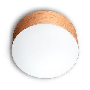LZF LamPS LZF Gea stropné svietidlo 0-10V dim Ø 20cm čerešňa