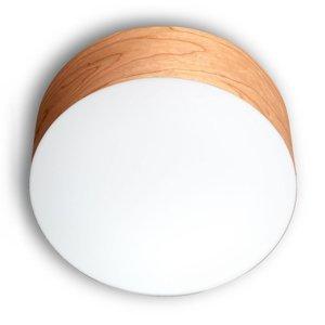 LZF LamPS LZF Gea stropné svietidlo 0-10V dim Ø 30cm čerešňa