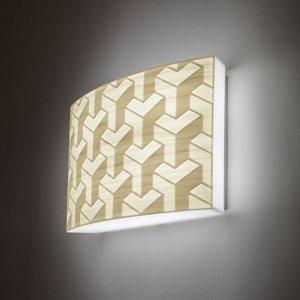 LZF LamPS LZF Hide & Seek nástenné LED 0-10V dim slonovina