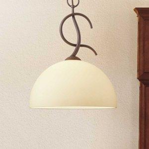 Lam Závesná lampa Christian, 1-plameňová