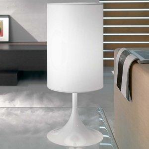 Lam Stolná lampa Flute 55cm biela