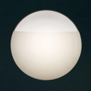 Lam Nástenné svetlo 1650/A05 matné biele sklenený kryt