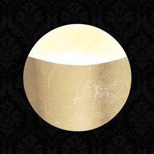 Lam Nástenné svetlo 1650/A15 kryt lístkové zlato