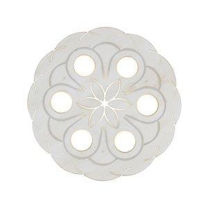 Lam Stropné svietidlo 3531/6PL savana white, 6-pl.