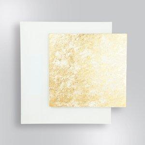 Lam Nástenné Royal GD 0008/4PLG lístkové zlato 63x60