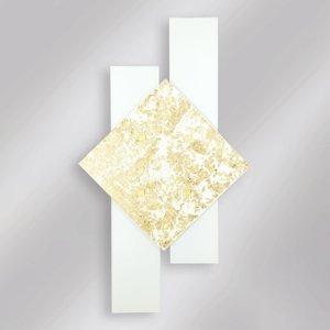 Lam Stropné Bandiera GD 0009/PL90 lístkové zlato 90cm