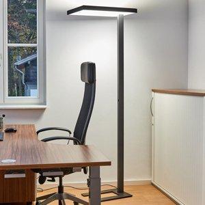 Lenneper Kancelárska LED stojanová lampa Lola, 4000 K, DALI