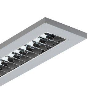Lenneper Hranaté nadstavbové stropné LED LAS – 4000 K