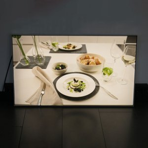 Lenneper Nástenné LED LGA 2x2 moduly, 62,5 x 62,5cm
