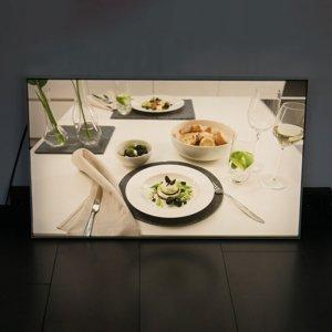 Lenneper Nástenné LED LGA 2x3 moduly, 89,5 x 62,5cm