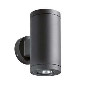 LCD Vonkajšie svietidlo 1062 up/down, grafit 54°/54°
