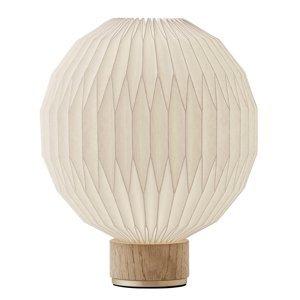 LE KLINT LE KLINT 375 stolná lampa papierové tienidlo 25cm