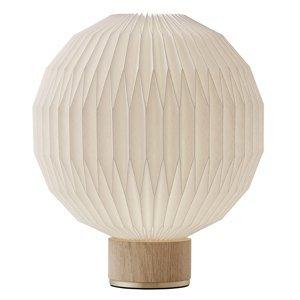 LE KLINT LE KLINT 375 stolná lampa papierové tienidlo 38 cm