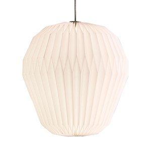 LE KLINT LE KLINT The Bouquet závesná lampa 1-pl. Ø45cm