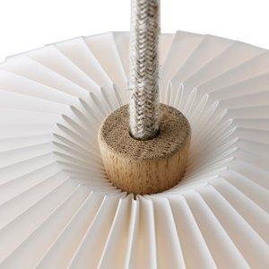 LE KLINT LE KLINT The Bouquet závesná lampa 3-pl. Ø80cm