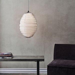 LE KLINT LE KLINT Caleo 2 závesná lampa papier, Ø 36cm