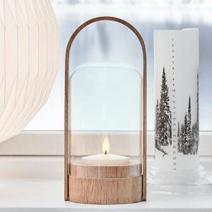 LE KLINT LE KLINT Candle Light lucernové LED svetlo dub